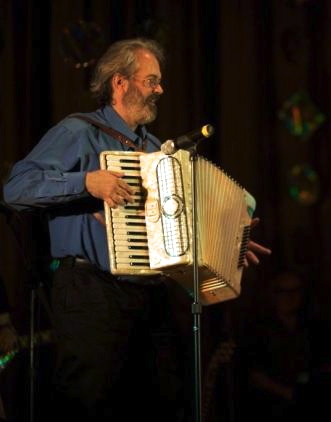 On The Accordian